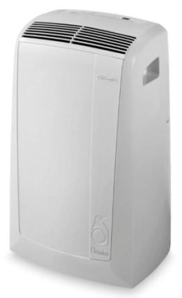 De'Longhi PAC N 81  Mobiles Klimagerät, EEK: A - 1