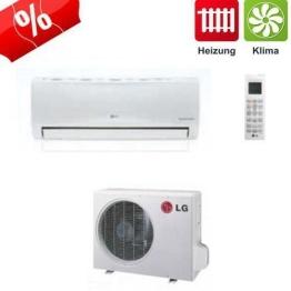 LG Econo Splitklimagerät DC Inverter E12EL SET Klimaanlage 3,5 kW bis 35m² - 1