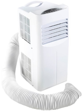 Sichler Haushaltsgeräte Sichler Mobile Monoblock-Klimaanlage 7000 BTU/h, 2000 W - 1