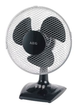 AEG Tisch-/Wand-Ventilator VL 5528 -