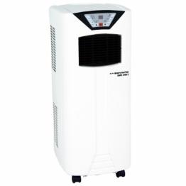 Bavaria BMK 2700 E Lokales Klimagerät, 2700 W, 375 m³/h Luftumwälzung, Timer, Temperatureinstellung, EEK: A - 1