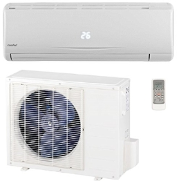 Comfee MSR23-09HRDN1-QE Inverter Split-Klimagerät mit Quick-Connector 9000 BTU inklusive Wärmepumpe, Raumgröße bis 32 m² , EEK: A - 1