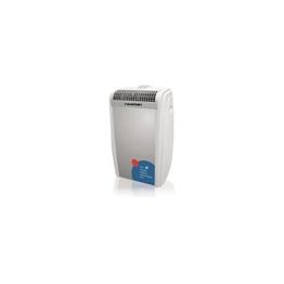 Mobiles Klimagerät Moby Blue 0009 von BLAUPUNKT, Plug and Play Klimaanlage mit 3 in 1 Funktion, Leistung 2500 W, großes LCD-Display und Fernbedienung, 24-hour Timer und Sleep Modus, Energieeffizienzklasse A (EER 2,61) -