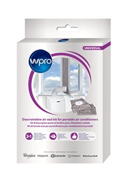 Wpro Luftabdichtungskit für mobile Klimageräte, CAK002 - 1