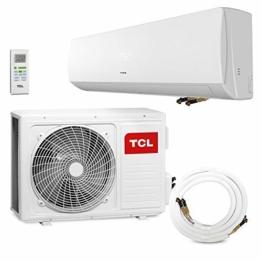 TCL 9000 BTU Quick-Connector Klimagerät Split Klimaanlage 2,5kW Modell XA21 QC - 1