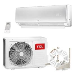 TCL HC 12000 BTU Split-Klimaanlage A++ (3.5 kW, 5m Leitungen, Halter, bis -15°C, Goldbeschichtung) - 1