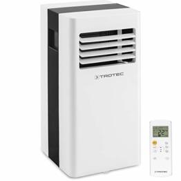 TROTEC Lokales Klimagerät PAC 2100 X mobile 2 kW Klimaanlage 3-in-1-Klimagerät zur Kühlung und Klimatisierung [EEK A] - 1