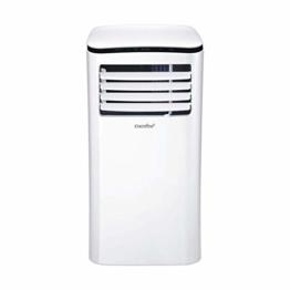 Comfee MPPH-09CRN7 Mobiles Klimagerät, 1280 W, 230 V, weiss, 35,5 x 34,5 x 70,3cm (BTH) - 1