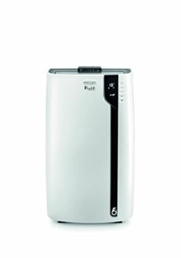 De'Longhi Silent PAC EX100 mobiles Klimagerät, 230 V, Weiß - 1