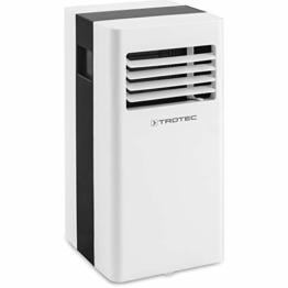 TROTEC Lokales Klimagerät PAC 2600 X mobile 2,6 kW Klimaanlage 3-in-1-Klimagerät zur Kühlung und Klimatisierung [EEK A] - 1