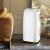 ARGO Milo Plus 65 dB Weiß - Tragbare Klimaanlagen (A, A++, 1,3 kWh, 11 kWh, 230 V, 50 Hz) - 6