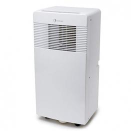 Haverland IGLU-9 | Mobiles Klimagerät Klimaanlage 3-in-1 | 9000BTU | Energieeffizient | 2600W | Kühlung, Entfeuchtung und Ventilationsfunktion | Leise | Fernbedienung | Fensterabdichtung | Weiß - 1