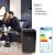 SUNTEC Mobiles lokales Klimagerät Progress 9.000 Eco R290 | Klimaanlage für Räume bis 34 qm | Abluftschlauch | Kühler und Entfeuchter mit ökologischem Kühlmittel | 9.000 BTU/h | Für Wohnung und Büro - 3